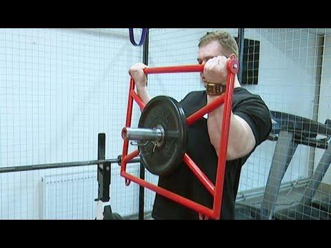 Универсальный тренажер челябинского фитнес-тренера