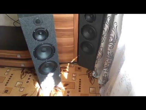 Колонки. Самодельная акустика. Настоящий Hi Fi за доступные деньги. Проект 8851 А. Александрова.