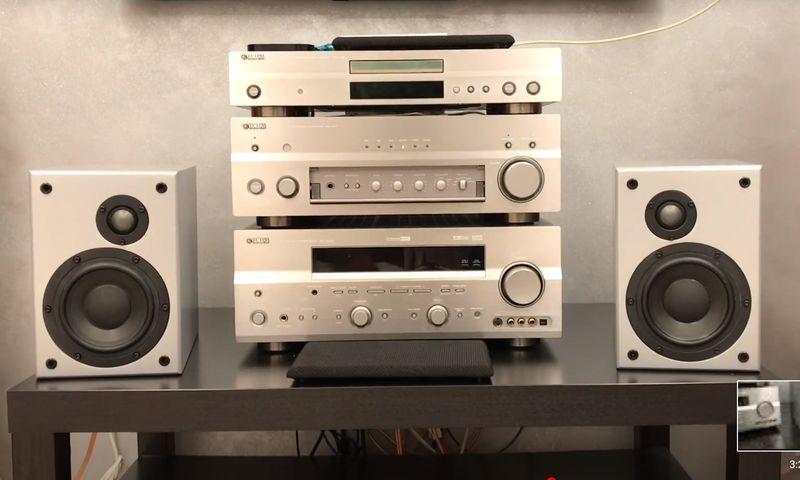 Качественная самодельная акустическая система минимонитор Асалаб 5+1 от Алексея Александрова