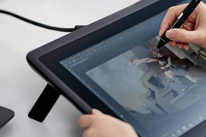 Доступный графический планшет для художников и дизайнеров