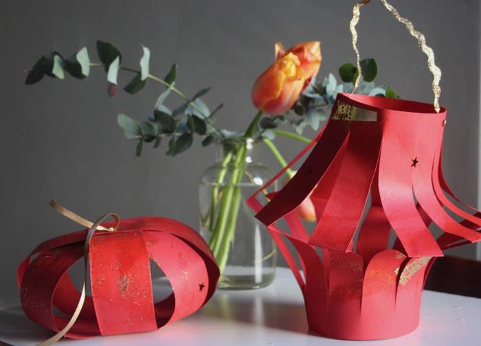 Китайские фонарики на новый год