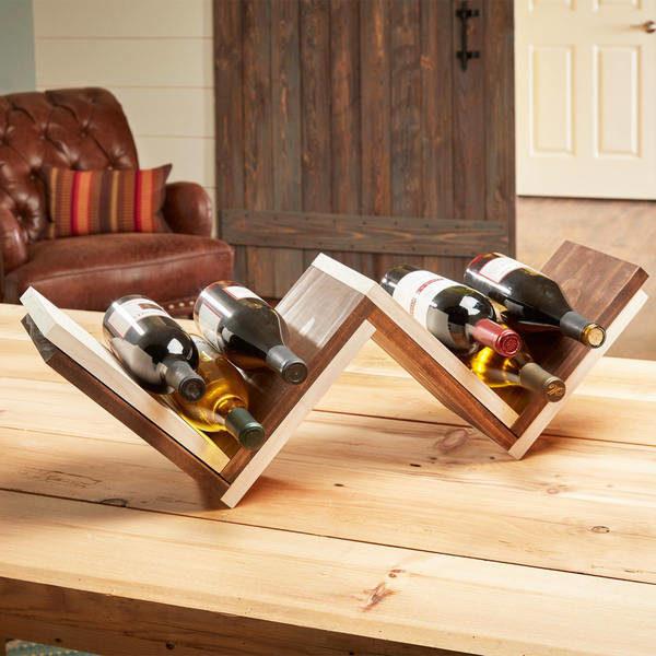 8 идей самодельных винных стоек и шкафов