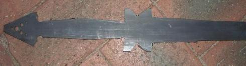 Самодельный меч