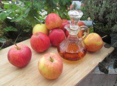 Домашний яблочный уксус и его влияние на здоровье