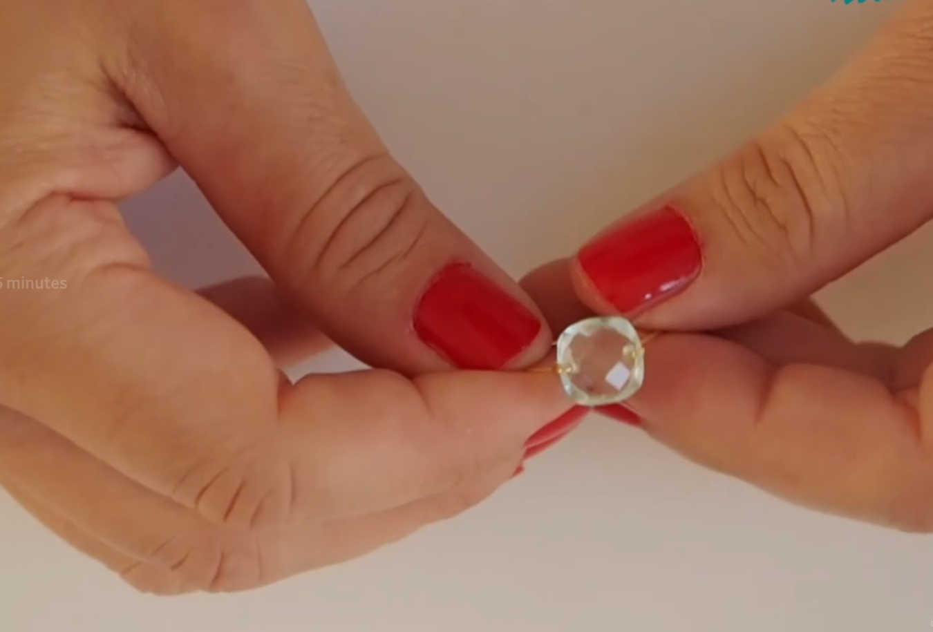 Самодельная бижутерия - кольца