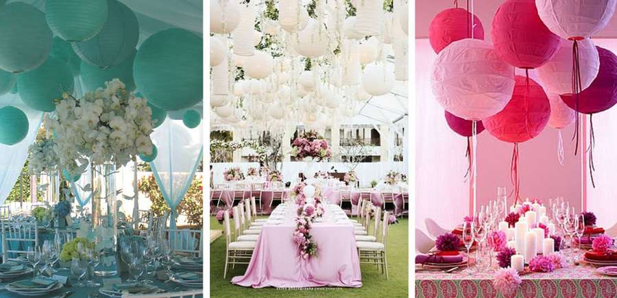 10 способов украшения свадебной беседки