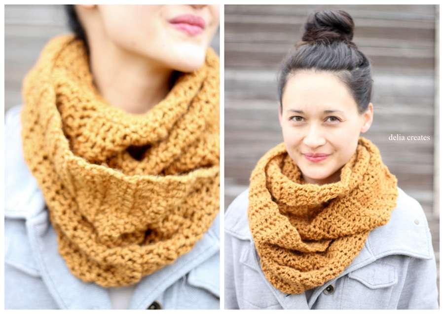 Несколько простых и красивых примеров вязания.