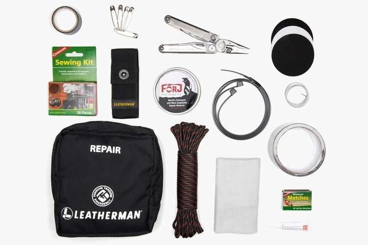 Ремкомплект Leatherman Wave+ позволяет быстро выполнить большинство ремонтных работ
