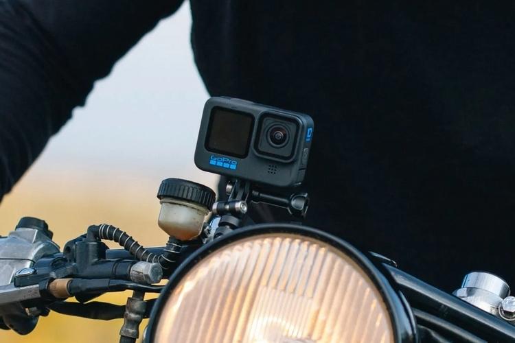GoPro Hero 10 Black может снимать 4K со скоростью 120 кадров в секунду.